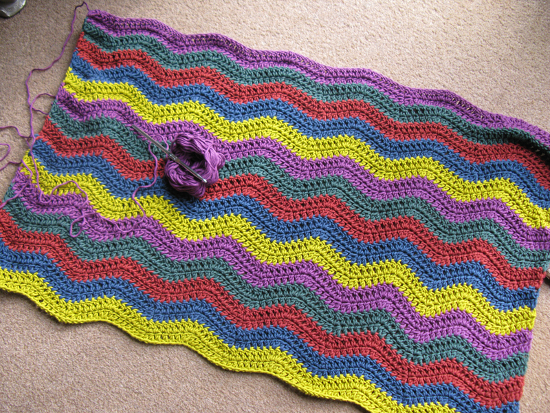 Crochetwrap