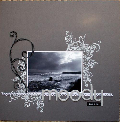 Moody shores